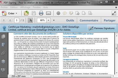 Vidéo PDF Signing